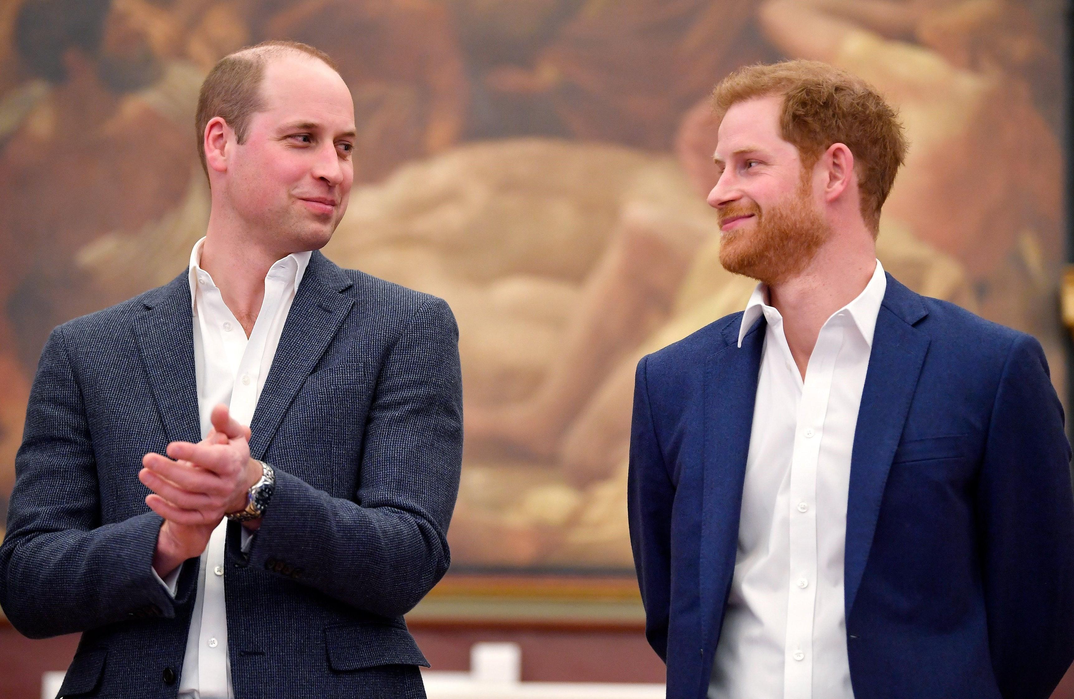 Принцы Уильям и Гарри не будут произносить совместную речь на открытии памятника матери